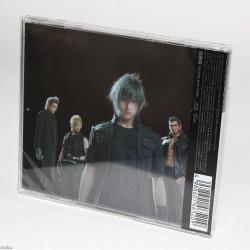 FINAL FANTASY XV Original Soundtrack - Blu-ray Music