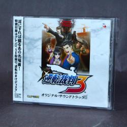 Ace Attorney / Gyakuten Saiban 3 Original Soundtrack