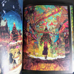 Demizu Posuka Art Book - Postcard Planet 2016 - 2020