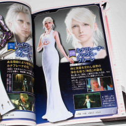 Final Fantasy XV - PS4 / Xbox One First Master Guide