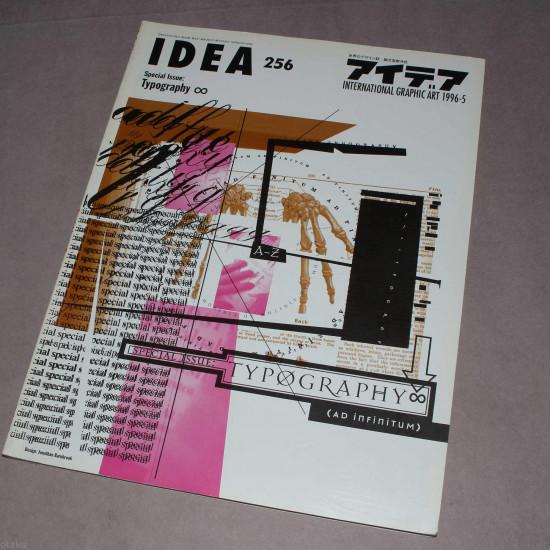 Idea International Graphic Art 256 - Typography Infinity Special