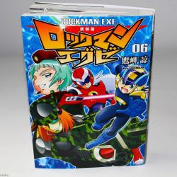 Rockman.Exe / MegaMan NT Warrior - Manga Collection 06