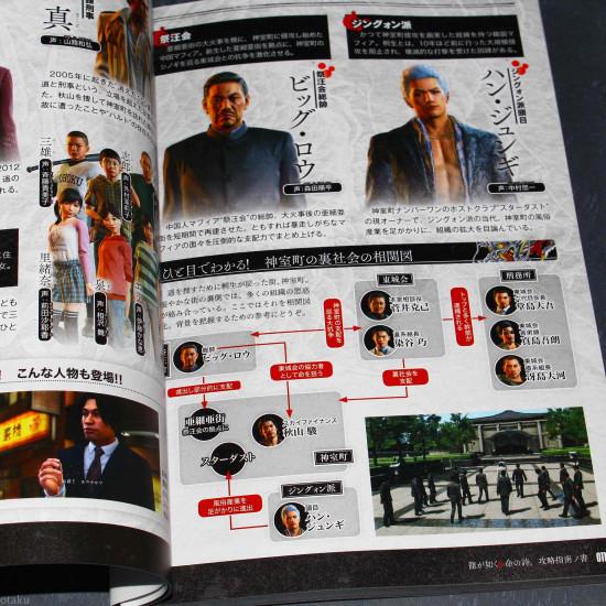 Ryu ga Gotoku  6: The Song of Life - Game Guide