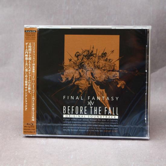 Final Fantasy XIV Before The Fall Original Soundtrack - Blu-ray