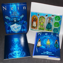 Sound Horizon - Nein - 9th Story - Manga Book 1 Limited Edition