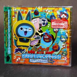 Yo-Kai Watch TV Anime and Yo-Kai Watch Busters Game OST