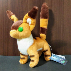 Laputa / Nausicaa - Teto Fox Squirrel Kitsune-risu Plushie - Medium