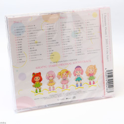 Data Carddass: Aikatsu Stars! no Ongaku 01 - Anime Music CD