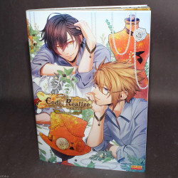 Code:Realize - Shukufuku no Mirai - Official Visual Fan Book