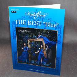 Kalafina The Best: Blue - Piano Solo Music Score Book