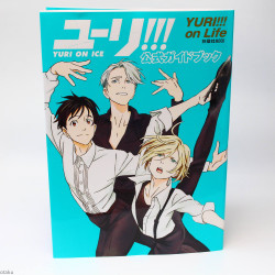 Yuri on Ice - Official Guide Book - Yuri!!! on Life