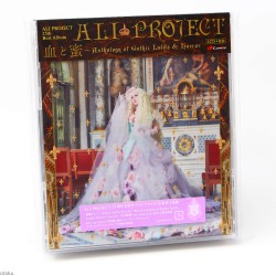 Ali Project - Chi to Mitsu - Anthology of Gothic Lolita and Horror