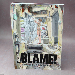 Blame! - Anime Art Sketch Book