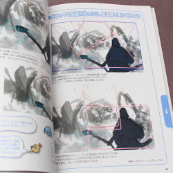 How to Draw - Illustration Composition Art Guide Book