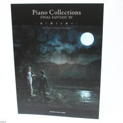 Final Fantasy XV Piano Collections - Piano Solo