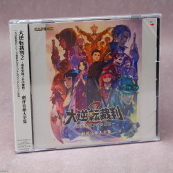 Ace Attorney - Dai Gyakuten Saiban 2 - Complete Music Collection