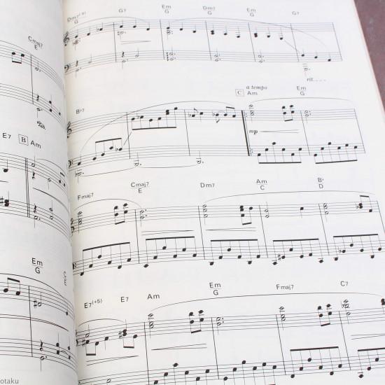 Ryuichi Sakamoto Piano Solo Collections