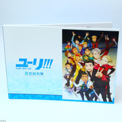Yuri on Ice - Official Setting Material Collection - Art Book