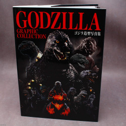 Godzilla Graphic Collection - Japan Photo Book