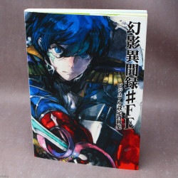 Tokyo Mirage Sessions FE Official Visual Art Works Art Book