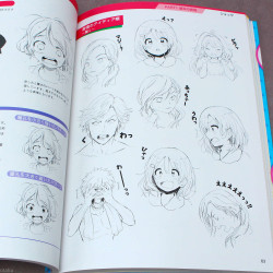 How to Draw Facial Expressions - Anime Art Guide Book