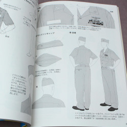 How to Draw: American Military and JSDF Uniforms
