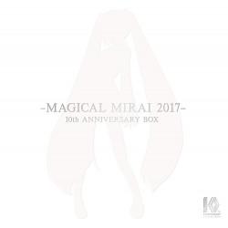 Hatsune Miku Magical Mirai 2017 - DVD Limited Edition