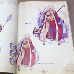Dungeon Travelers 2 and 2-2 - Official Visual Book
