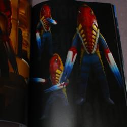 Ultra Kaijyu Visual Book - Pia Mook