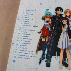 Sword Art Online - Piano Solo Album