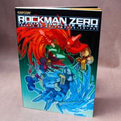 Rockman Mega Man Zero - Official Complete Works Art Book