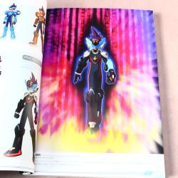 Shooting Star Rockman Mega Man - Official Complete Works