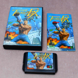 Thunder Fox - Mega Drive Japan