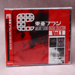 Toaplan Arcade Sound Digital Collection Vol. 01