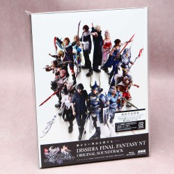 DISSIDIA Final Fantasy NT Original Soundtrack - Blu-ray Audio Disc