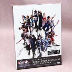 DISSIDIA Final Fantasy NT Original Soundtrack - Blu-ray Audio Disc