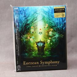 Final Fantasy XIV Eorzean Symphony Orchestral Album - Blu-ray