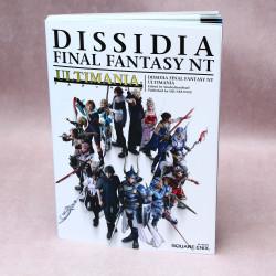 Dissidia Final Fantasy NT Ultimania - Game Guide Book