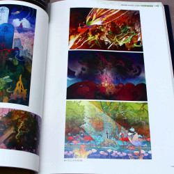 Seiken Densetsu 25th Anniversary - ART of MANA