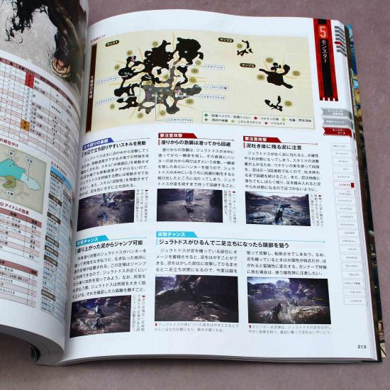 Monster Hunter: World - Game Guide Book
