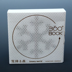 360° Degree BOOK - Snowy World