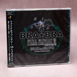 BRA BRA Final Fantasy VII Brass de Bravo