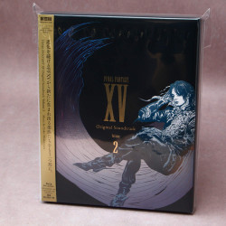 FINAL FANTASY XV Original Soundtrack Volume 2 - Blu-ray Audio
