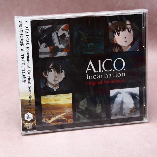 Taro Iwashiro - A.I.C.O. Incarnation - Original Soundtrack