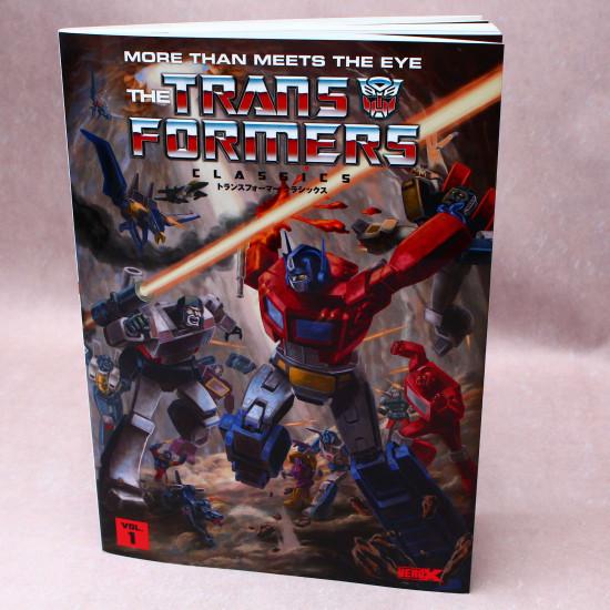 The Transformers Classics Vol. 1