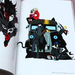 Shigenori Soejima and P-Studio Art Unit: Art Works 2010-2017