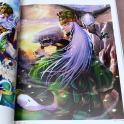 Sangokushi Taisen Trading Card Game - Eiketsu Roku I Art Book