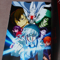 Bungo Stray Dogs DEAD APPLE Official Art and Guide Book