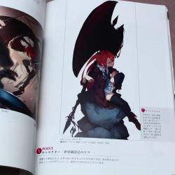Buki Musume Zukan - Weapon Girls Picture Book