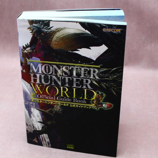 Monster Hunter: World - Official Guide Book